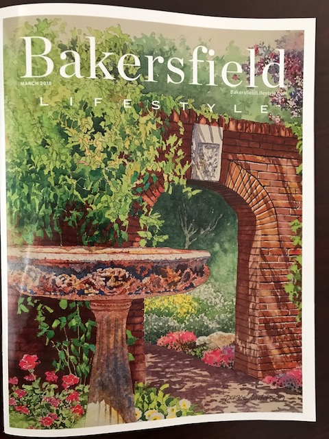 The Cover of Bakersfield_Lifestyle_magazine